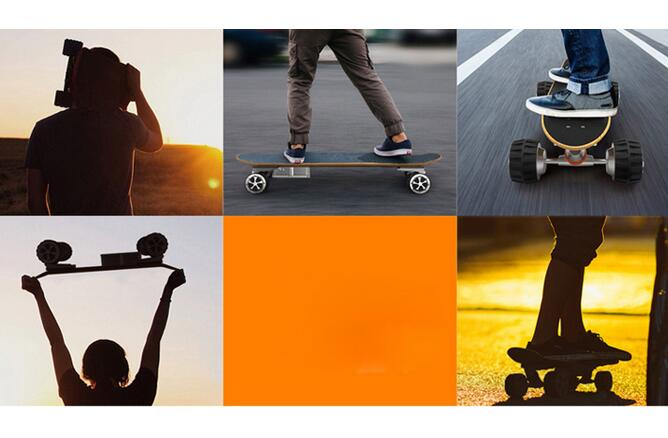 Here are some Airwheel representative products.