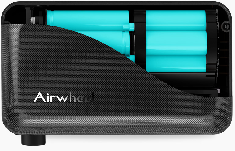 Airwheel scooter batterie al litio