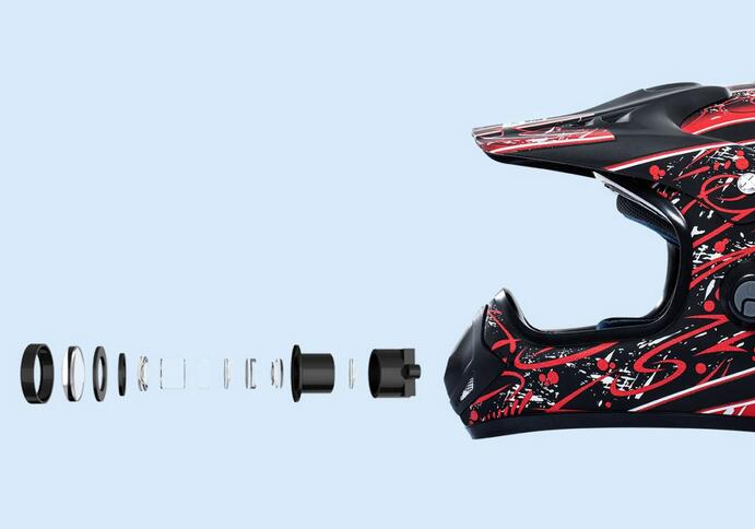 Casque intelligent Airwheel C8