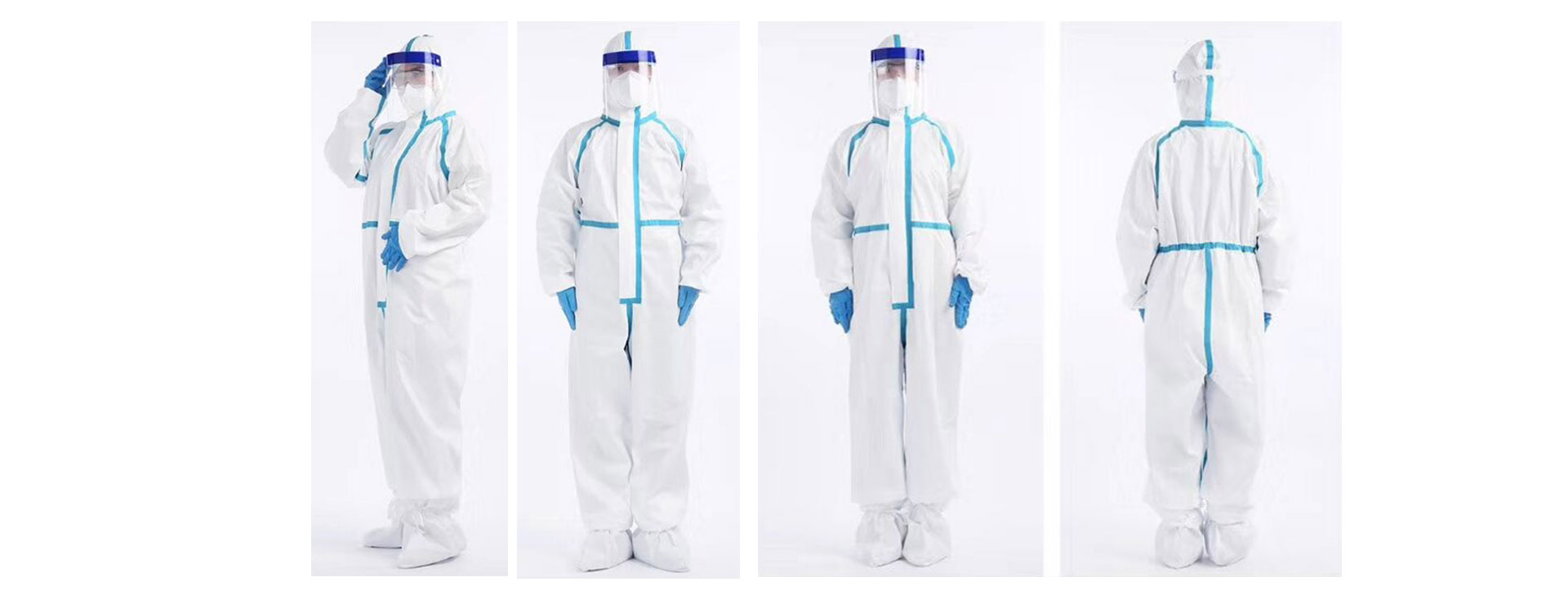 Disposable and waterproof gowns