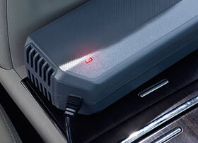 Airwheel power inverter