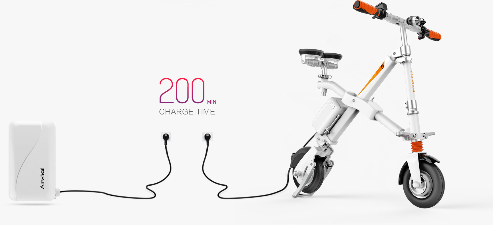 Airwheel E6 smart ebike for sale
