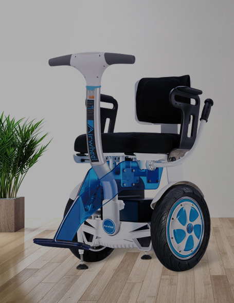 balance electric wheelchair