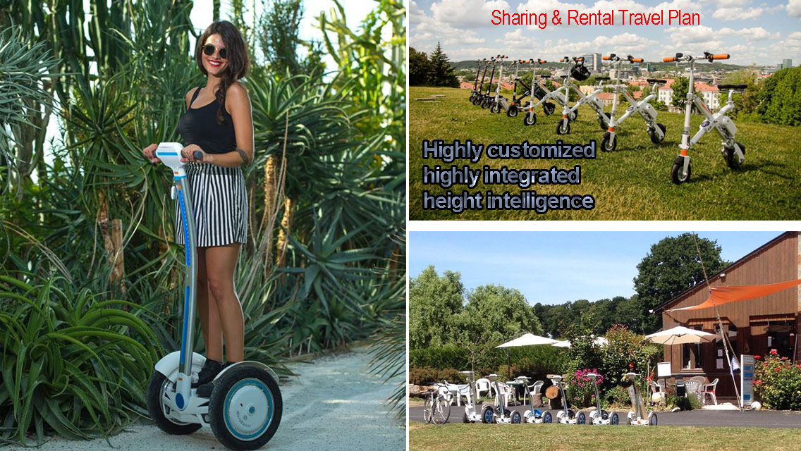 Airwheel Tour smart scooter