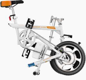 Airwheel R3 electric moped bike