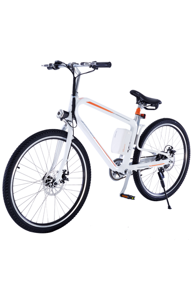 Triangle electric bike
