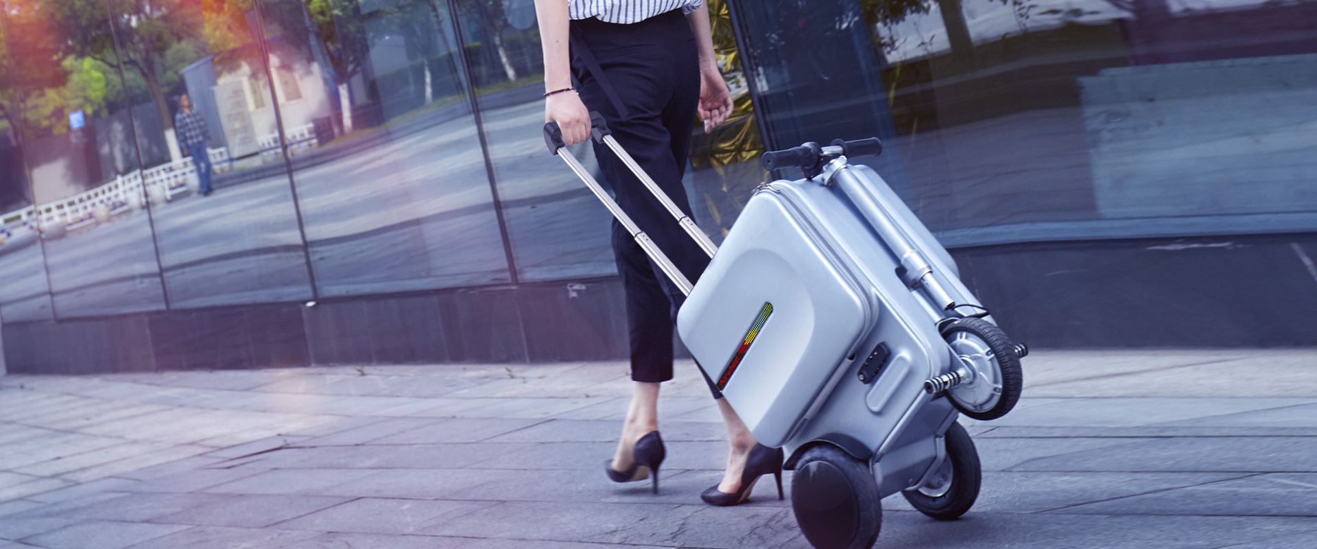 Airwheel SE3 الأمتعة سكوتر