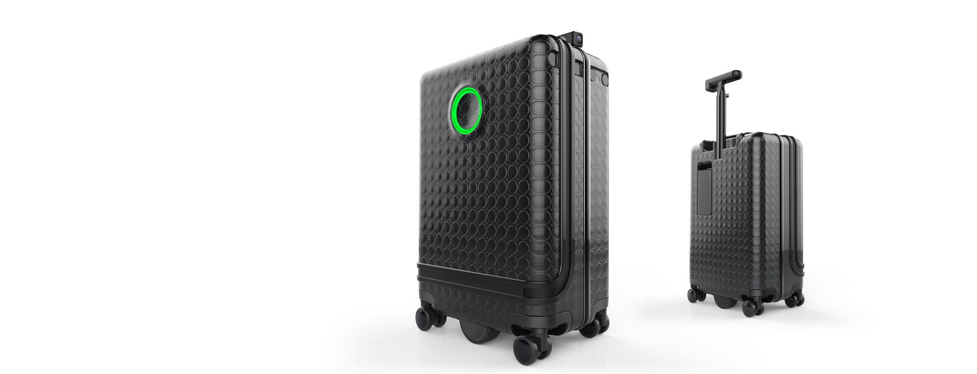 Airwheel SR3 self-following suitcase