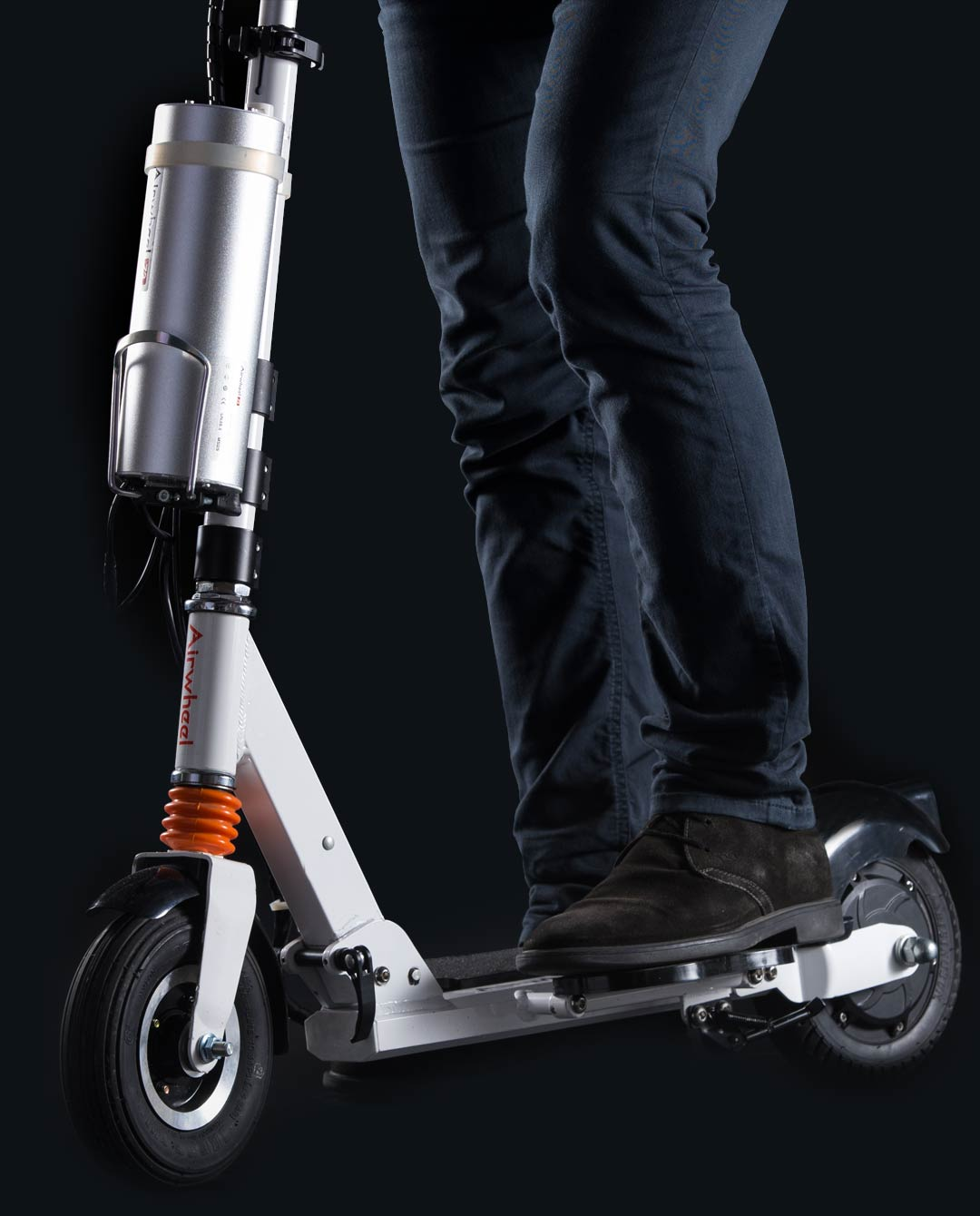 Airwheel Z3 dark backround