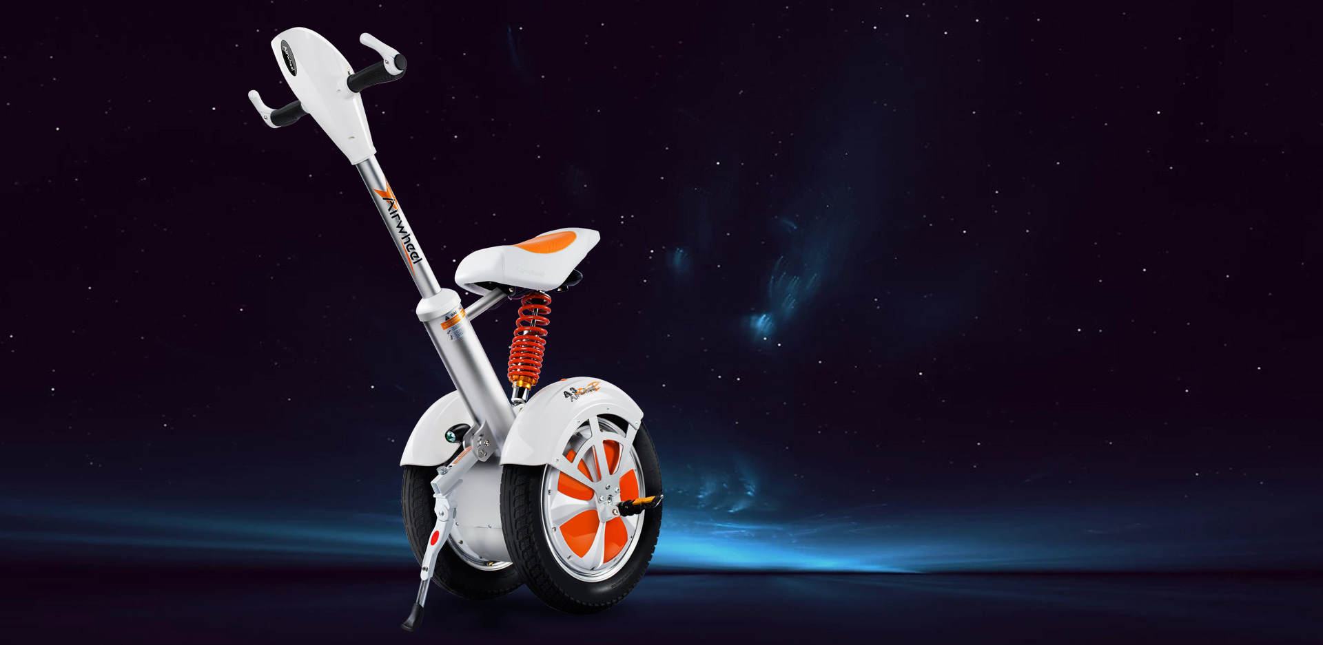 A3 electric scooter
