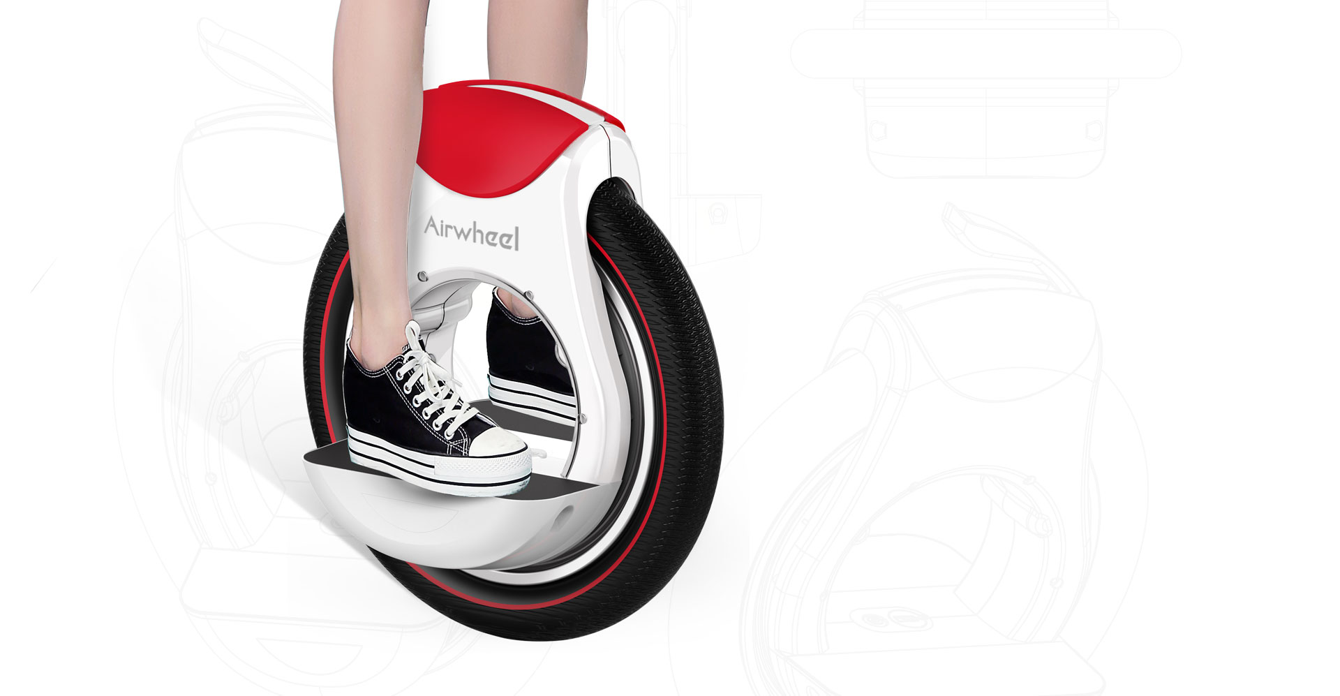 Airwheel F3