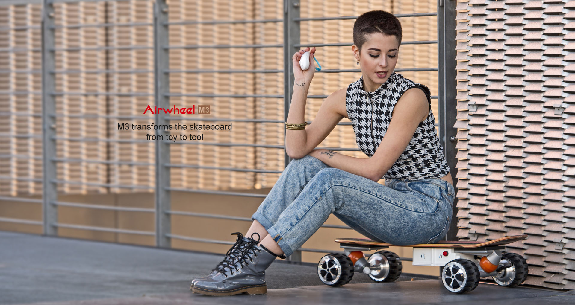 Airwheel M3 scooter eléctrico