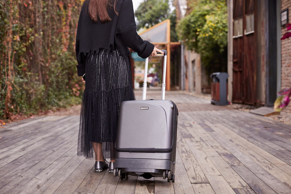 Airwheel SR5 auto Luggage