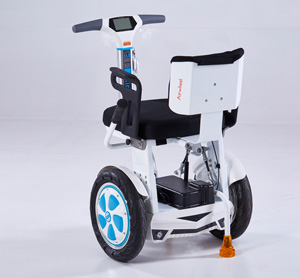 Airwheel smart wheelchair