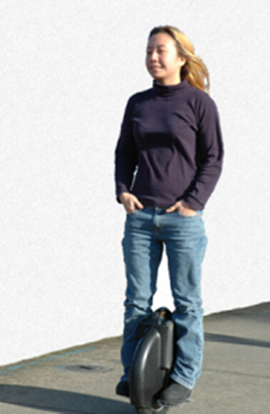Airwheel Makes The Best Electric Self-Balancing Unicycle