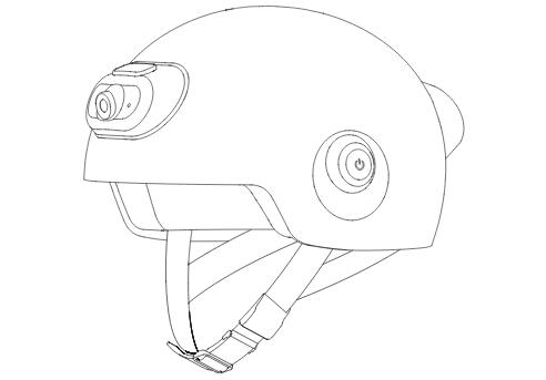Use Airwheel C6 helmet.