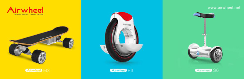 Airwheel F3