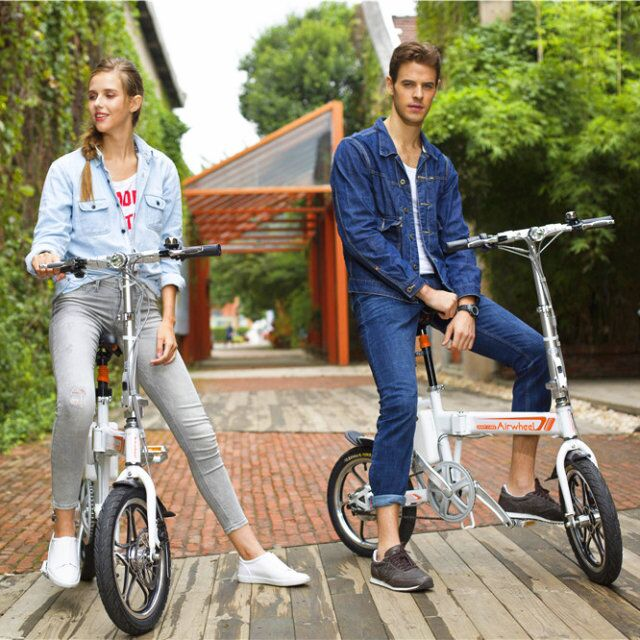 Airwheel R5 smart electric bike