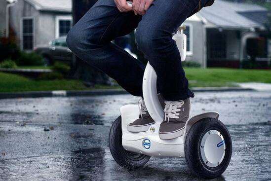 Airwheel S8 waterproof rating of IP54