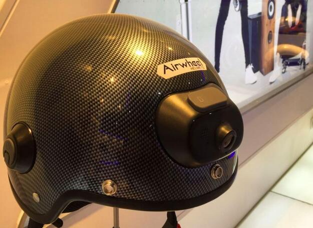 Airwheel C6 smart helmet