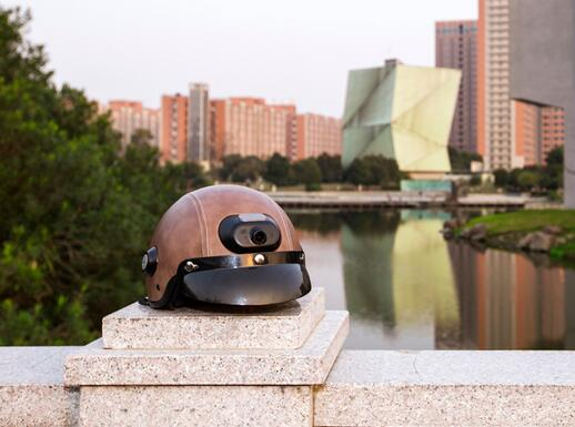 To keep its competitiveness, Airwheel has held the second round release of Airwheel helmets, with C6 and C8 born.