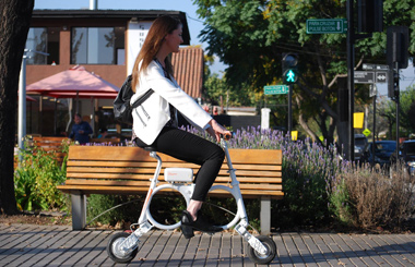 Airwheel E3 intelligent e bike