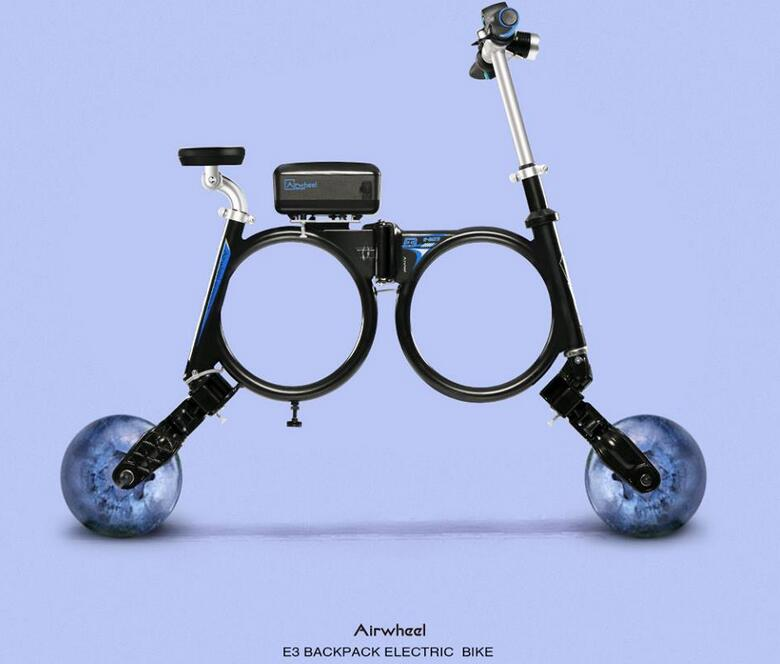Do we need such an electric bike like Airwheel.