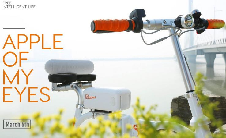choosing the eco-friendly vehicle, like Airwheel self-balancing scooter.