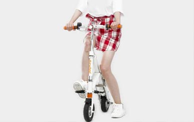 Airwheel e6 Folding Smart Bike