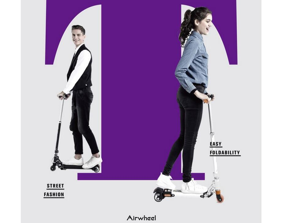 Airwheel is home to various models with different features and with different models, you will have a different riding experience.