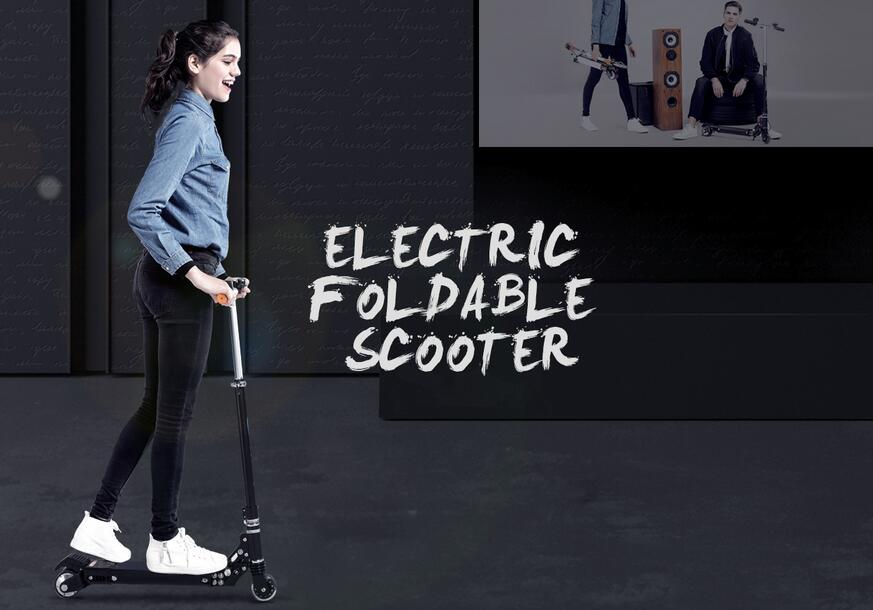 Z8 folding electric scooter