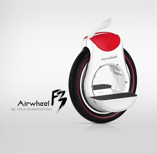Airwheel F3 uma roda de scooter