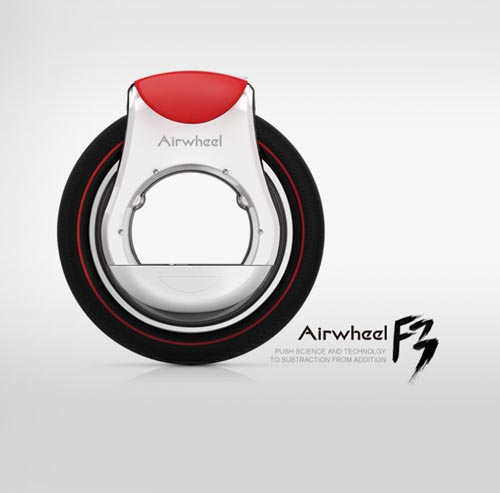 Airwheel F3 inteligente auto-equilíbrio scooter