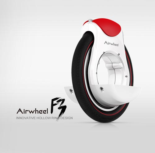 Airwheel F3 auto-equilíbrio scooter