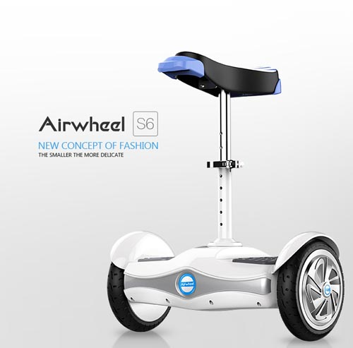 Airwheel S6, 2-wheeled electric scooter