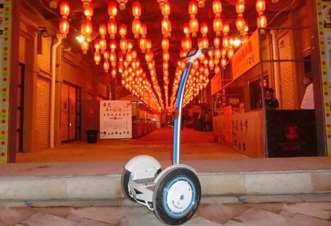 self-balancing scooter, electric self-balancing scooter, Airwheel S3