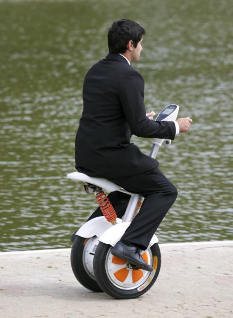 scooter eléctrico monociclo Airwheel A3