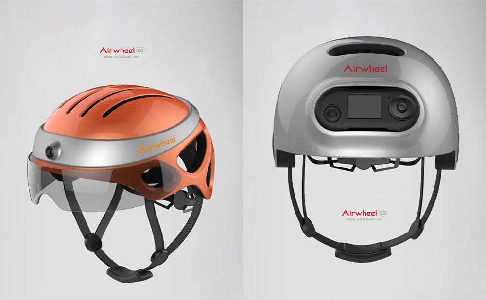 Airwheel C3 street sports helmets